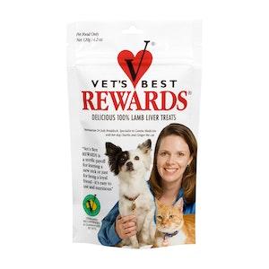 Vet's Best Rewards Vet's Best Rewards Lamb Liver Treats