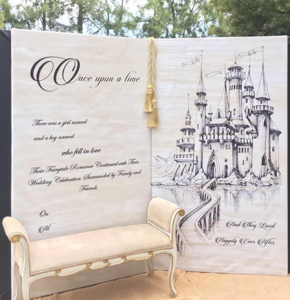 Storybook backdrop