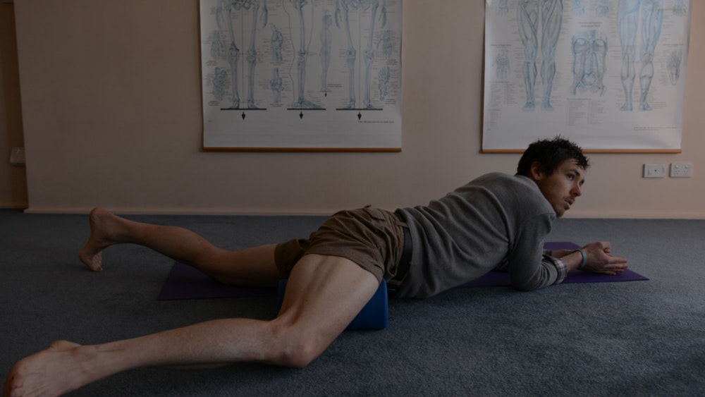 foam roller exercises for cyclists adductors