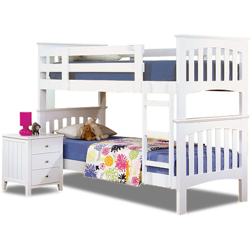 Kids Furniture Fdo Nova Bunk Bed King Single Bunk Beds