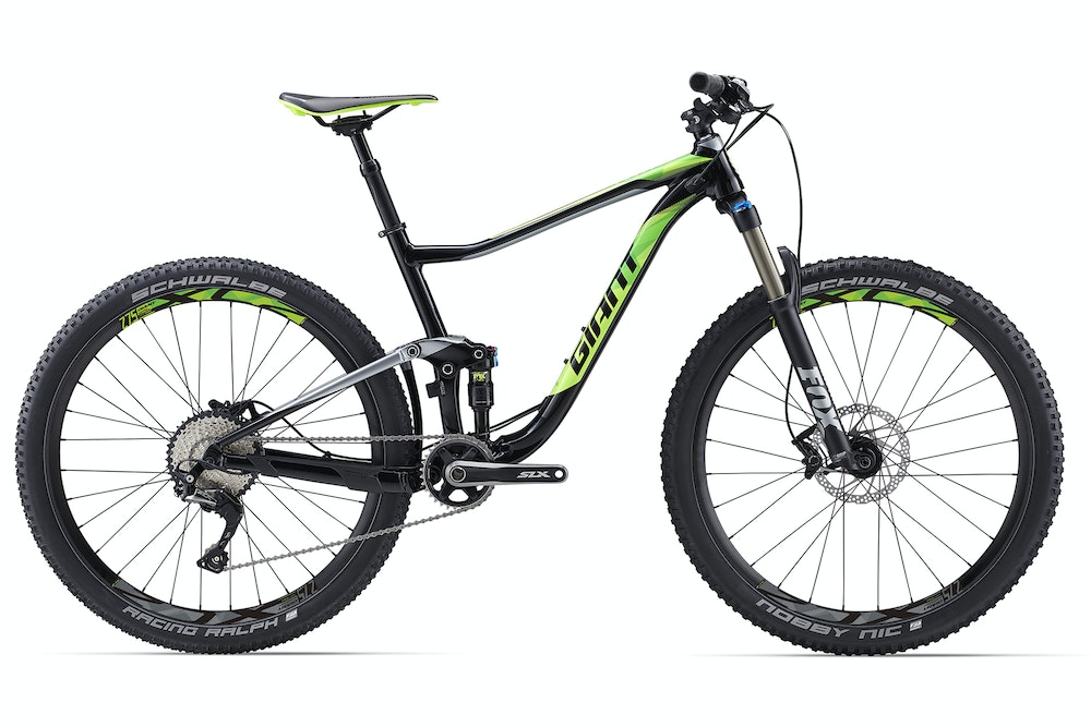 Giant Anthem 2 Black BikeExchange 2017