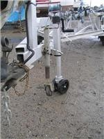 Innovative Fulton F2 jockey wheel for boat and camper trailers exceeds expectations