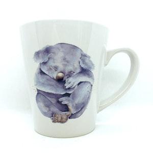 artbrush mug 'OZ SERIES Koala Dream'