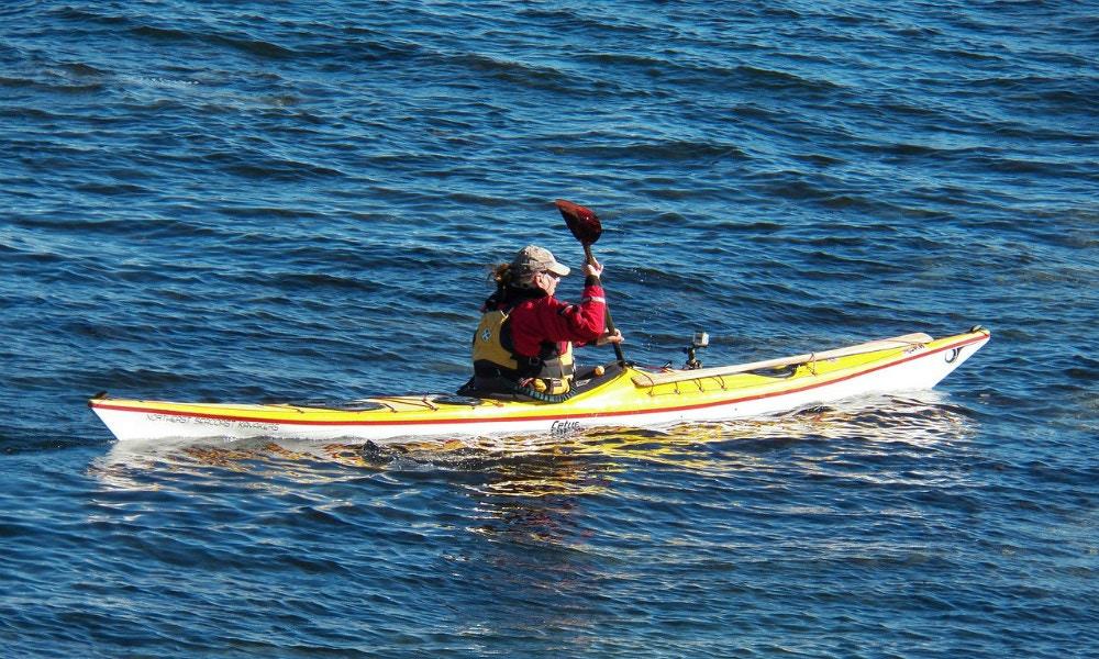 Sea Kayaking Equipment