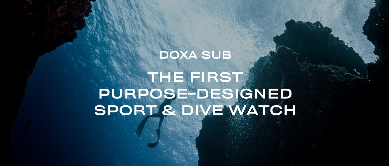 Doxa dive watches