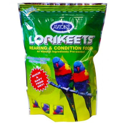 AVIONé Avione Lorikeets Dry Rearing & Condition Food - 5 Sizes