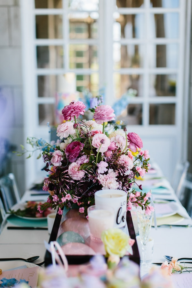 LENZO FLowers by Brett Matthew John Melbourne Wedding Florist