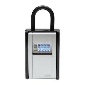 ABUS Key Garage KG797C Illuminated Padlock Key Safe Box With Combination
