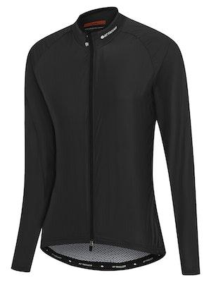 Attaquer Womens A-Line Lightweight Jacket Black