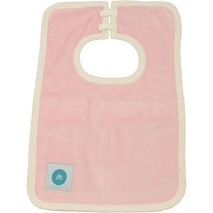 Bucket Bibs: Baby Pink
