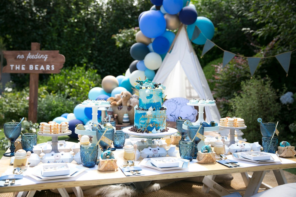 ADVENTURE AWAITS: A TEDDY BEARS' PICNIC PARTY