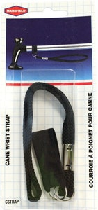 Surgical Basics Cane Wrist Strap Black