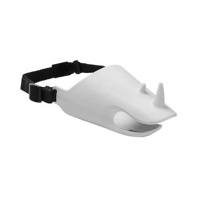 Pidan Dog Muzzle - M - Grey Rhino