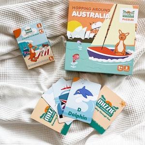 Mizzie the Kangaroo Mizzie 'Little Solver' Toddler Gift Set