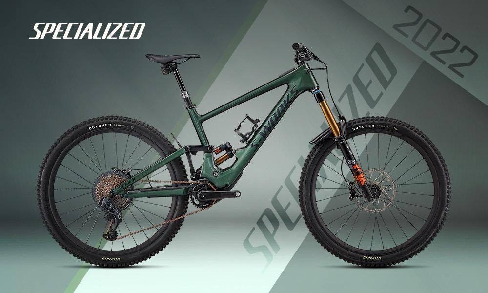Specialized 2022: Al het nieuws voor het nieuwe fietsseizoen