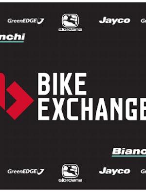 Giordana Team BikeExchange Neck Gaiter