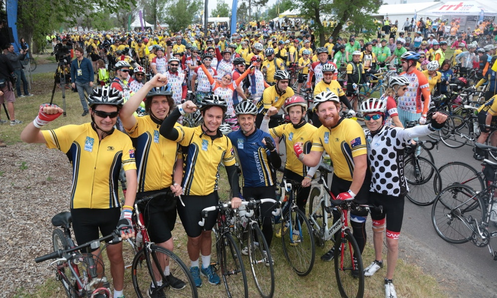 Join the Ride to Conquer Cancer