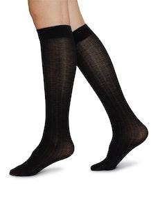 Swedish Stockings Freja Bio Wool Knee-High