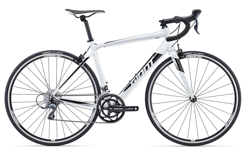 Giant Contend 2 White 2017
