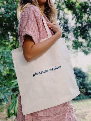 Pleasure Seeker Tote Bag