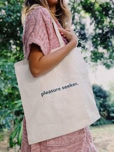 Jonny Pleasure Seeker Tote Bag