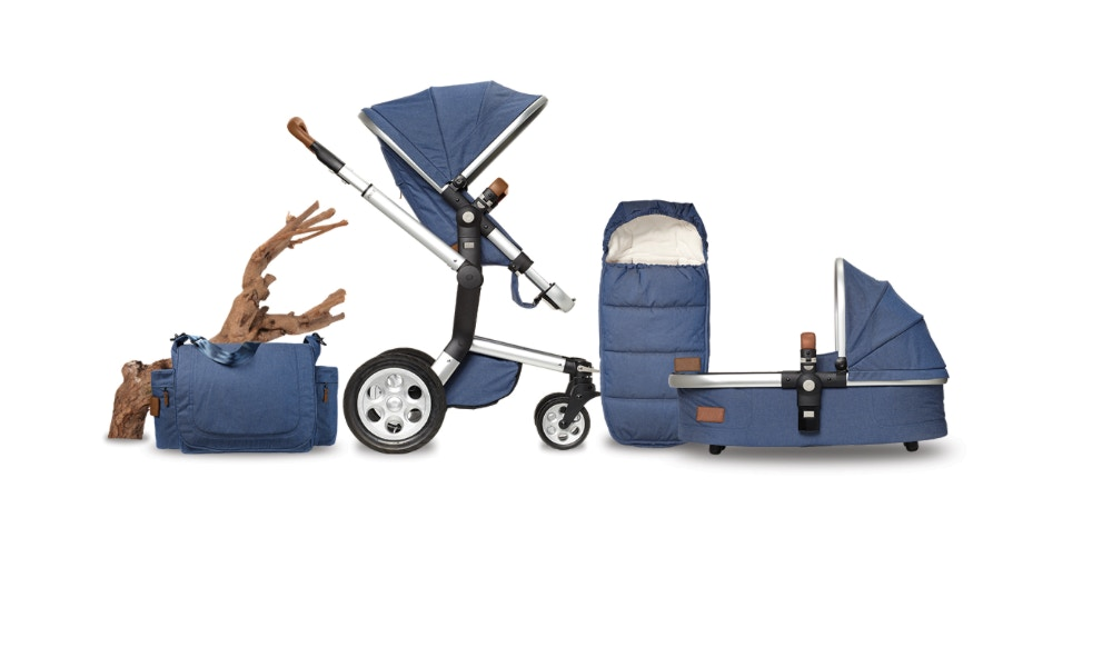 The Fully Customisable Joolz Day Tailor Pram