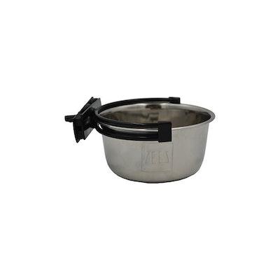 Zeez Securapet Stainless Steel Dog Bowl - 5 Sizes