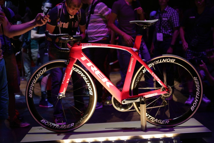 Trek Madone 2016 Launch