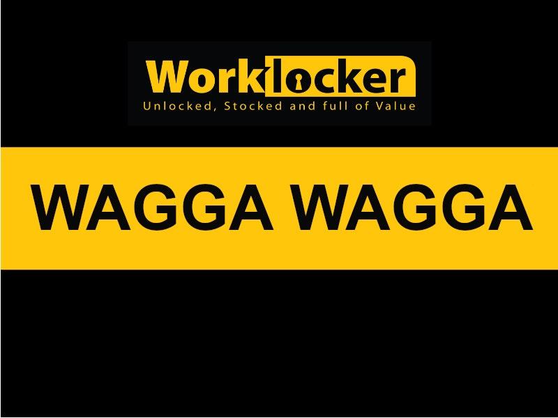 Worklocker Wagga Wagga Logo