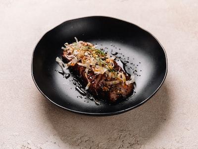Sticky BBQ Char Siu Pork