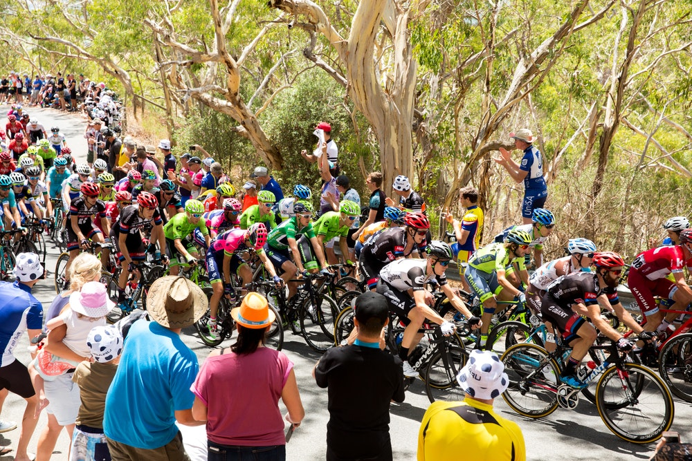 santos tour down under travel guide Willunga Hill 2