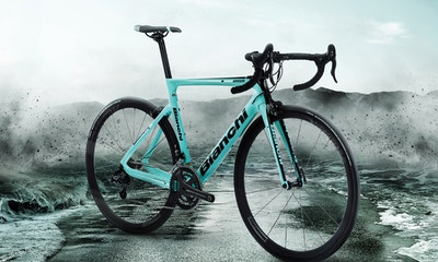 Bianchi 2018 Road Performance Range - What's New