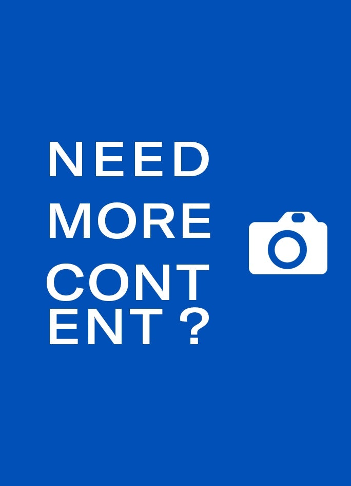 Need more content?