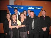 Anglesea Beachfront Top Tourist Park winner first class operation say Geelong Advertiser Award judges