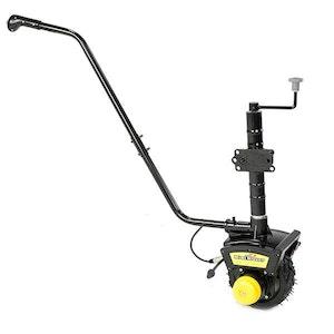 12V 550W Electric Motorized Jockey Wheel Mini Mover Black