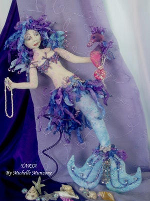 Bambole Designs TARJA, Mermaid E-Pattern