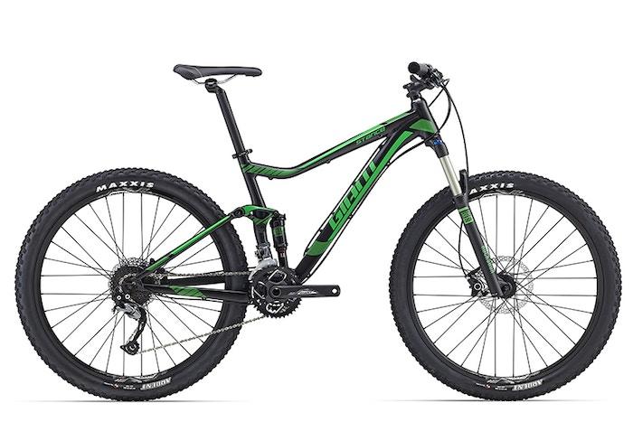 "Stance 27.5 2, 27.5"" Dual Suspension MTB Bikes"