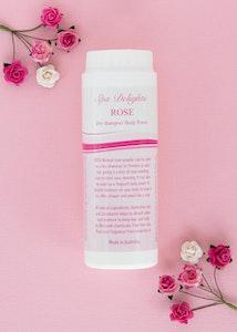 Spa Delights Rose dry shampoo/body powder