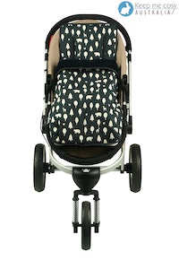 Keep Me Cosy™ 2 in 1 Infant Footmuff Set – Woodland Friends