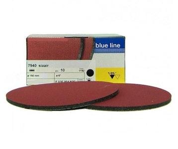 Siaair 7940 Velvet Sanding Disc - Box Of 10 150mm