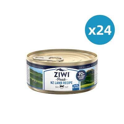 ZiwiPeak ZIWI Peak Cat Lamb Recipe Can 85G X 24