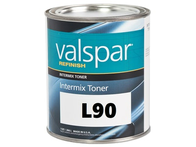 Valspar Refinish L90 Neutral Blue II 1Qt