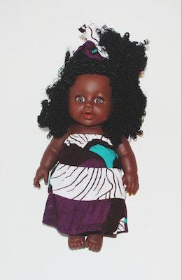 Designed by Florence Ijeoma Ima Doll