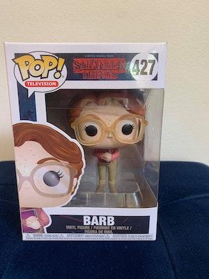 Barb Pop Vinyl