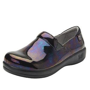 Boutique Medical Alegria Keli Slickery Patent Professional Women's Shoes - Slickery Patent