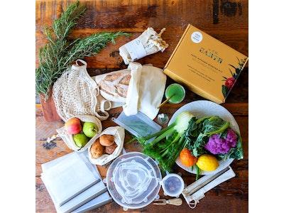 Us and the Earth 24 Piece Zero Waste Kitchen Essentials Kit