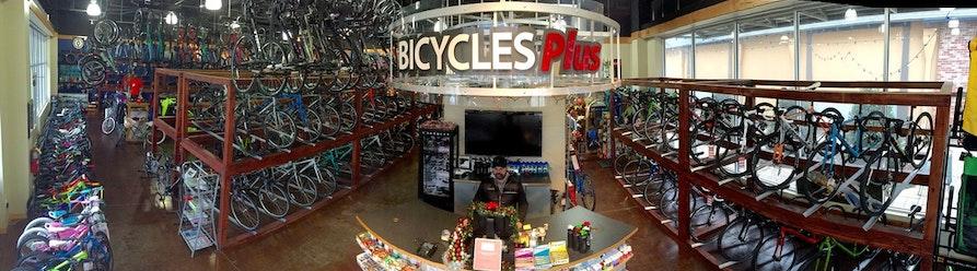Bicycles Plus Allen