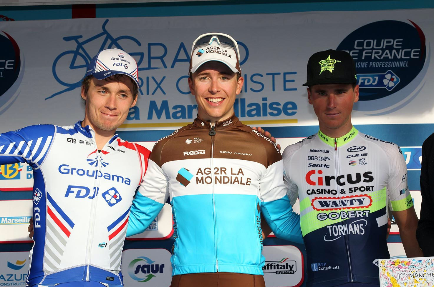 Northwave - Road: A great victory at the European debut for Northwave