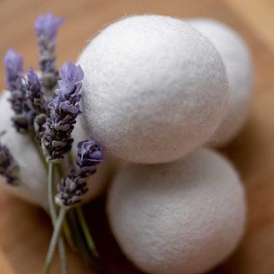 Us and The Earth 100% NZ Merino Wool Dryer Balls