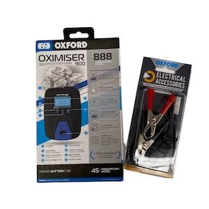 Oxford Oximiser 888 12V Battery Charger